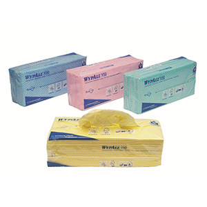 WYPALL X 50 Cleaning Cloths